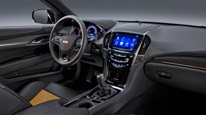 2016 Cadillac ATS-V 5