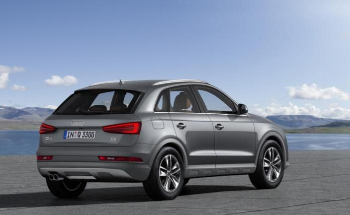 Audi Q3 facelift