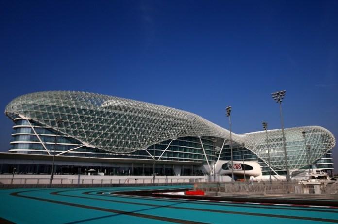 xxxx during previews ahead of the Abu Dhabi Formula One Grand Prix at Yas Marina Circuit on November 19, 2014 in Abu Dhabi, United Arab Emirates.