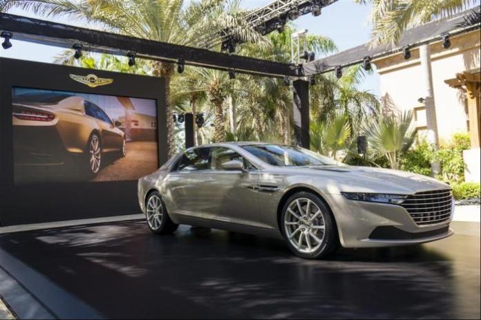Aston Martin Lagonda Taraf launch event in Dubai (1)