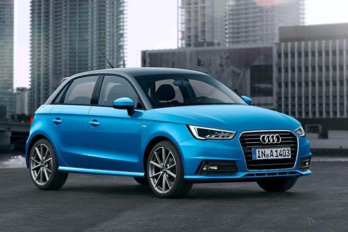Audi A1 facelift 4