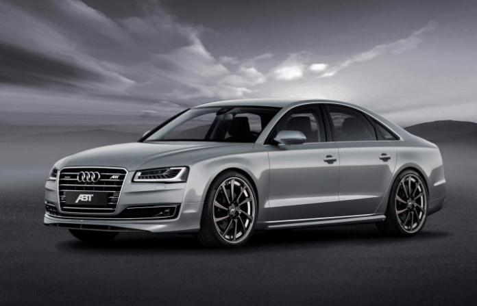 Audi A8 facelift by ABT (1)