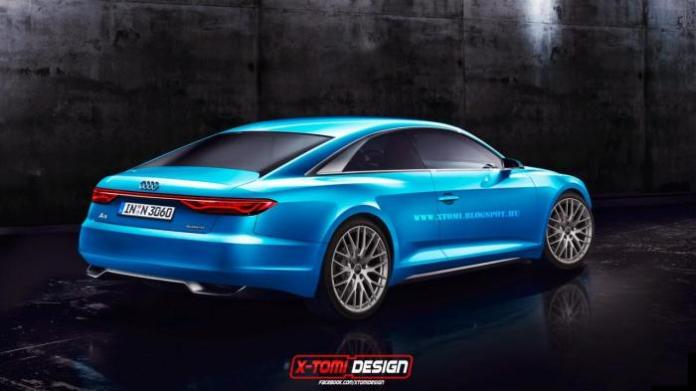 Audi A9 rendering (3)