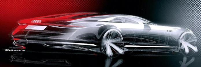 Audi Prologue concept a9 concet leaked image (2)