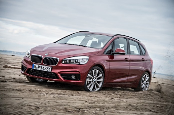 BMW 220d xDrive Active Tourer and 225i xDrive Active Tourer (4)