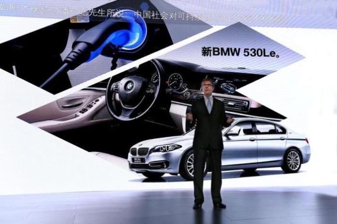BMW 530Le (1)