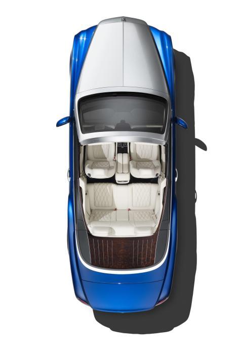 Bentley Grand Convertible concept 3