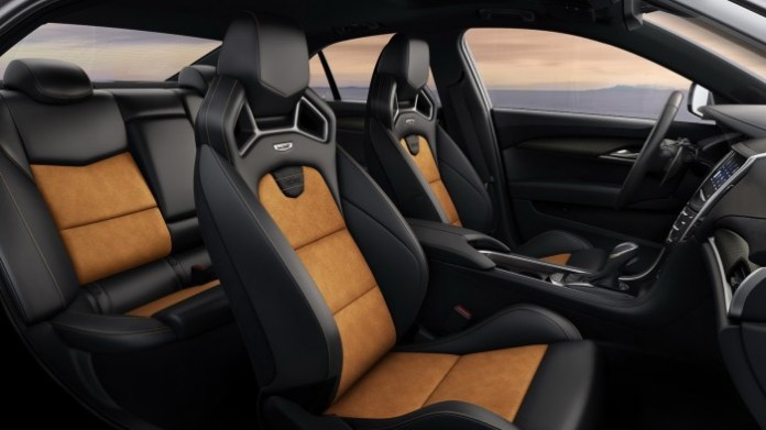 Cadillac ATS-V Sedan and Coupe 2016 (34)