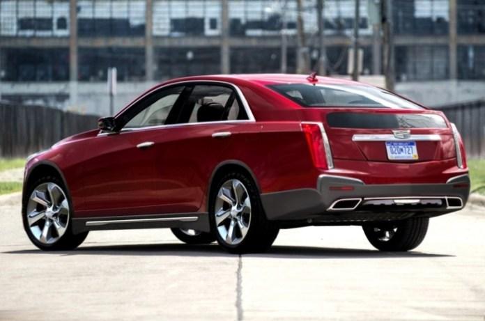 Cadillac CTS gt (2)