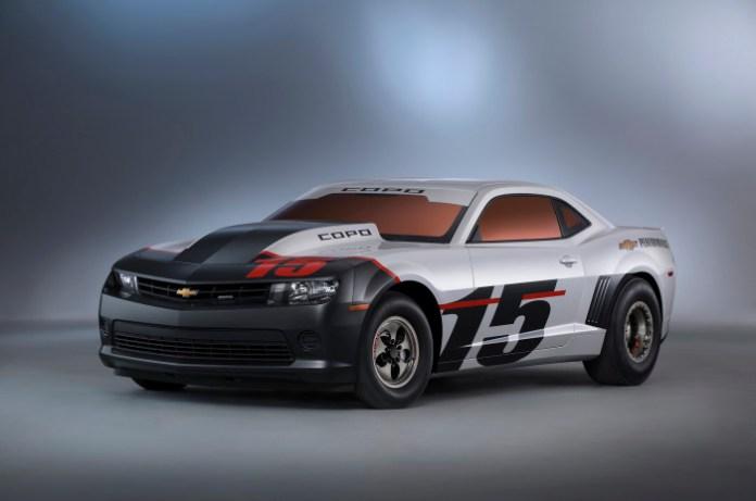Chevrolet COPO Camaro 2015 (1)