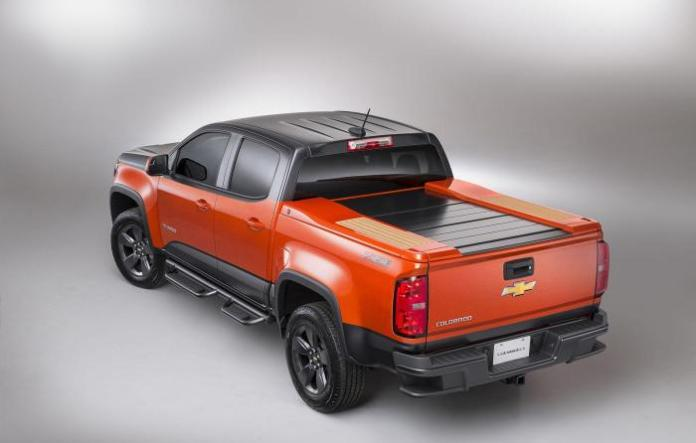 Chevrolet Colorado Nautique concept (2)