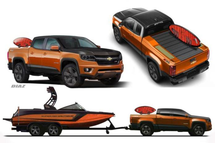 Chevrolet Colorado Nautique concept (3)