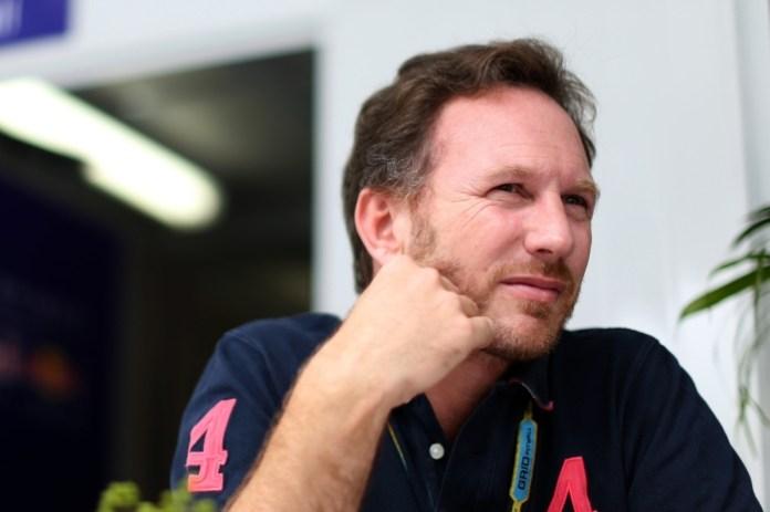 Christian Horner - Brazil 2014