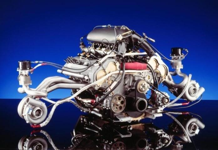 Engines Mercedes M119