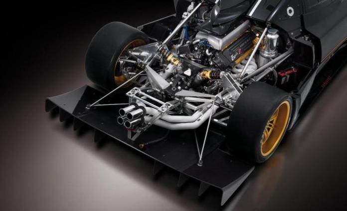Engines Pagani Zonda R