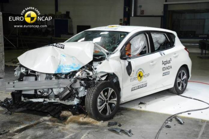 Euro NCAP latest crash test results (9)