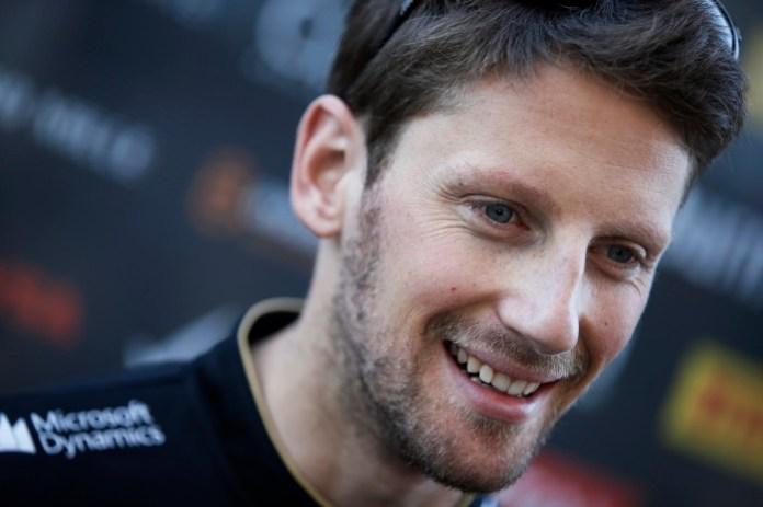 Circuit of the Americas, Austin, Texas, United States of America. Friday 31 October 2014. Romain Grosjean, Lotus F1. World Copyright: Charles Coates/Lotus F1. ref: Digital Image _J5R6539