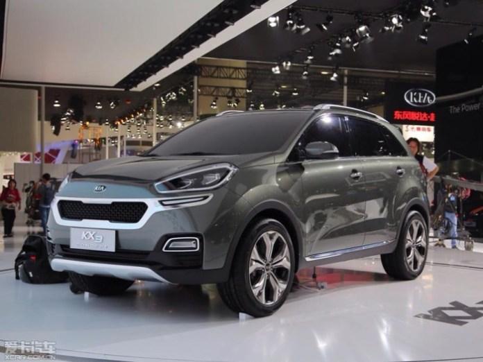 Kia KX3 Concept (2)