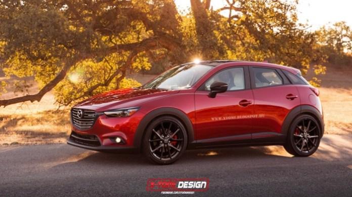 Mazda CX-3 MPS2