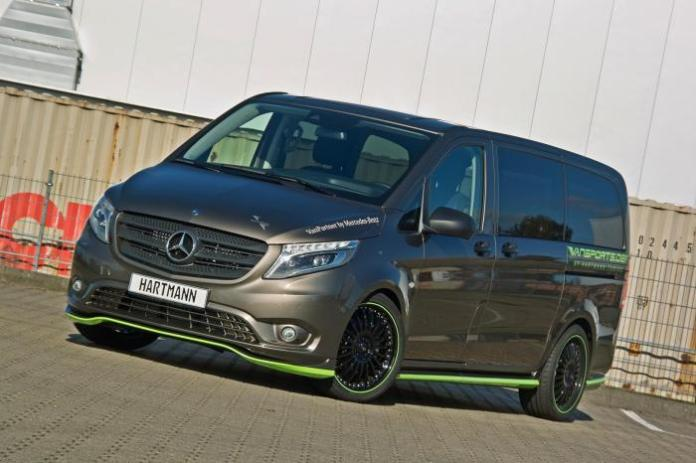 Mercedes-Benz Vito by Hartmann 2