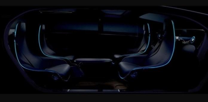 Mercedes CES concept rendering 1