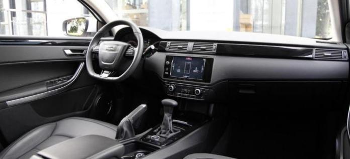 Qoros 3 City SUV 5