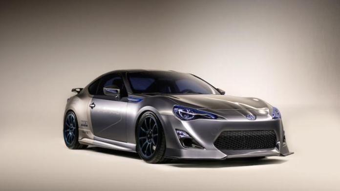Scion FR-S by GT Channel 6