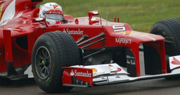Sebastian Vettel ferrari fiorano (2)