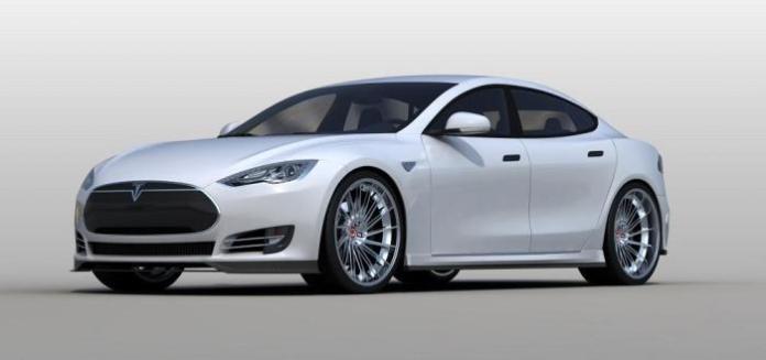 Tesla Model S by RevoZport (1)