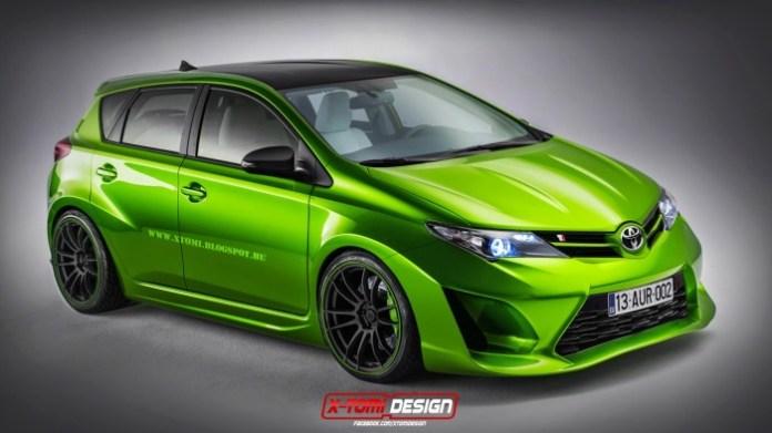Toyota Auris T-Sport2