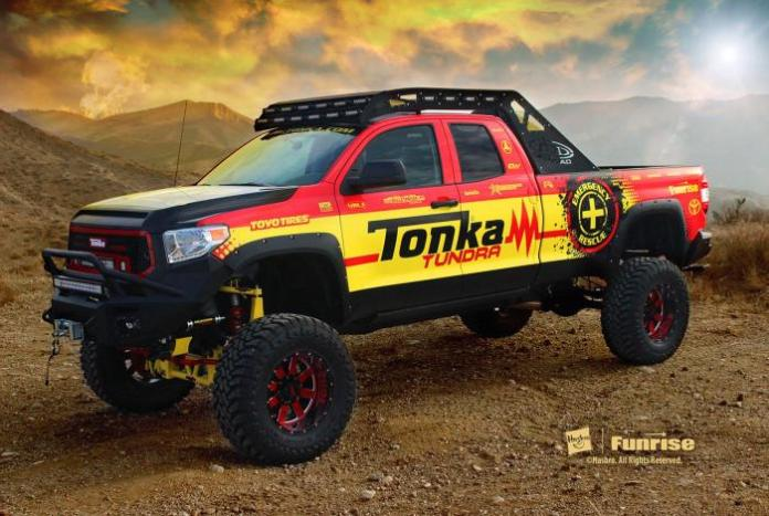 Toyota Tundra Monster Trucks 1