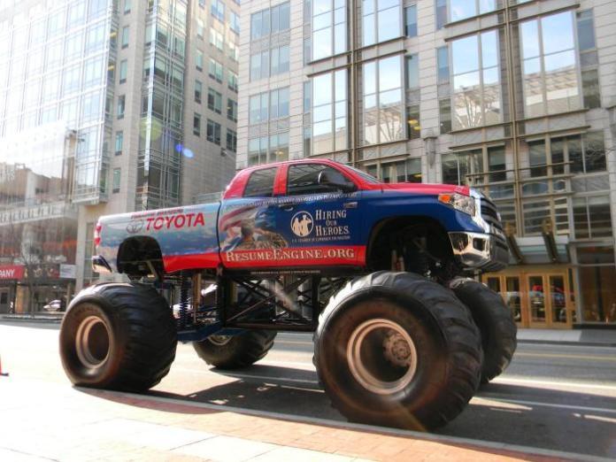 Toyota Tundra Monster Trucks 2