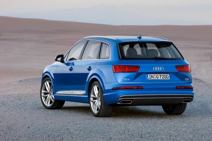 2015 Audi Q7 leaked photo (1)