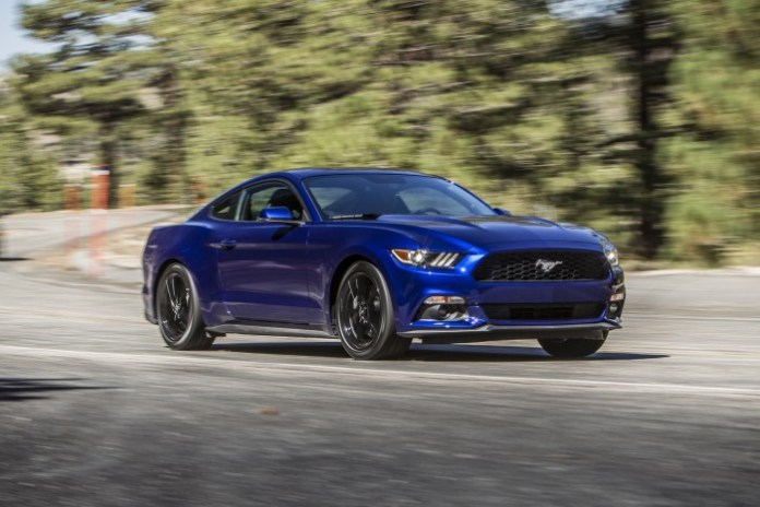 2015-ford-mustang-ecoboost-front-three-quarter-in-motion-05