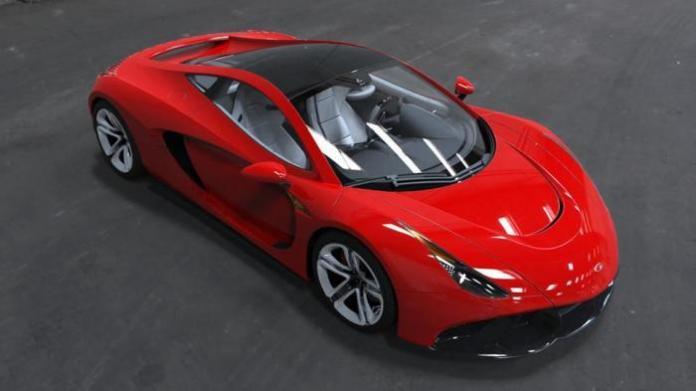 Askaniadesign Carstyling Studio supercar project (3)
