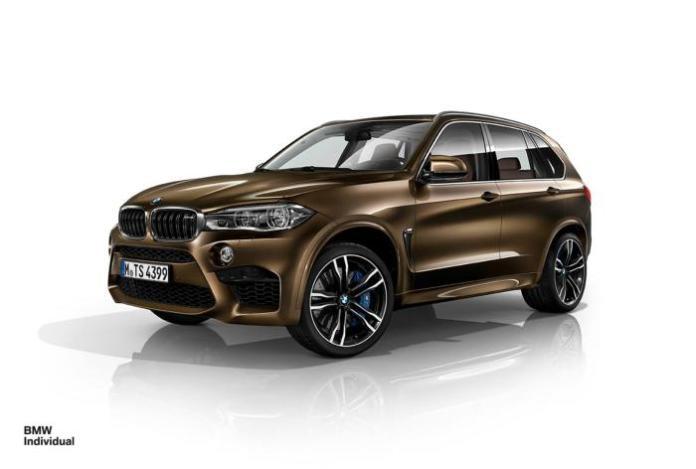 BMW X5 M - X6 M Individual 1