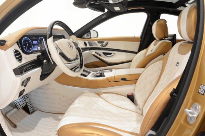 Brabus 850 Mercedes-Benz S63 AMG (18)
