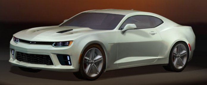 Chevrolet Camaro 2015 (1)