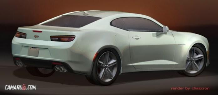 Chevrolet Camaro 2015 (2)