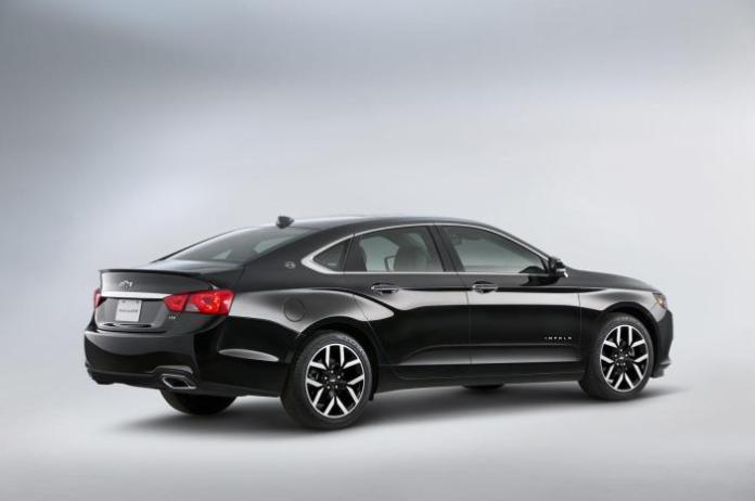 Chevrolet Impala Blackout concept (2)
