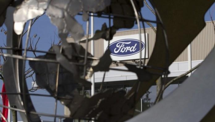 Ford-Belgium-Plant
