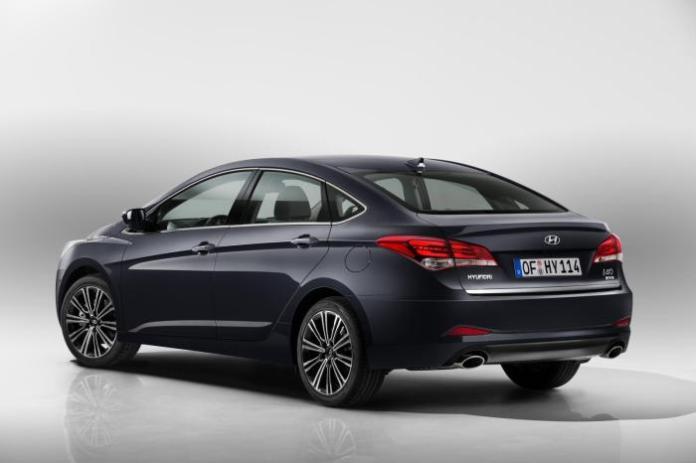 Hyundai i40 facelift 2