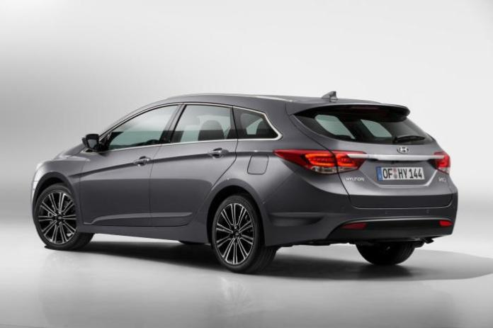 Hyundai i40 facelift 3
