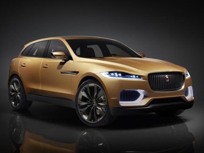 Jaguar-C-X17-concept gold