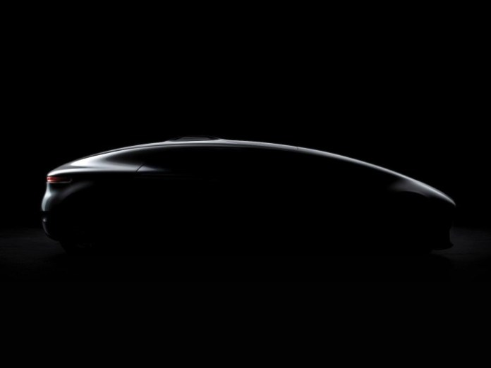 Mercedes-Benz autonomous driving concept tease