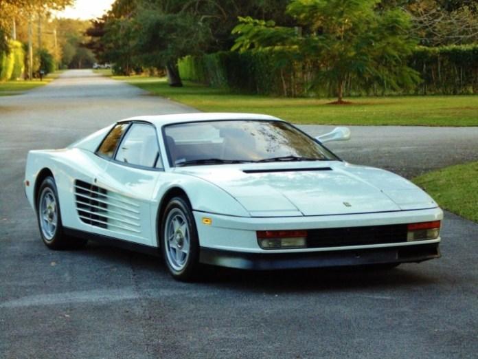Miami Vice Ferrari Testarossa For Sale (12)