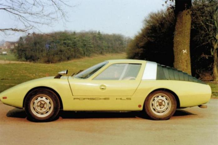 Porsche 911 HLS 4