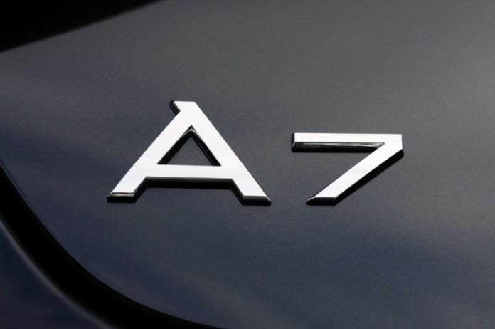 audi a7 logo