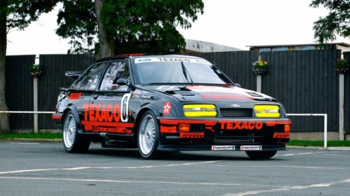 Ford Sierra Cosworth to the auction