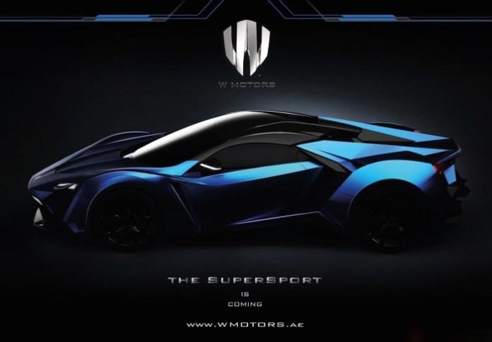 Lykan Supersport